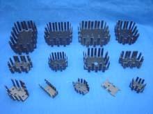 供应叉指型电子散热器