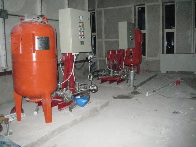 自动消防气压供水设备北京麒麟公司图片
