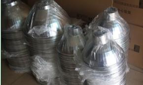 供应16寸钻石罩 工矿灯罩 工矿灯外壳 节能灯罩