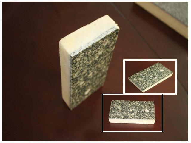 大理石、超薄石材保温装饰一体化