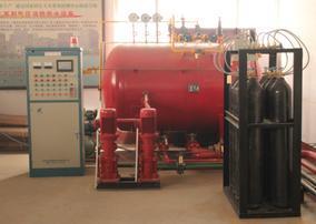 消防气体顶压供水设备