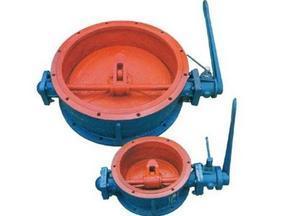 DN500型手动密闭阀门 人防地下室设备安装