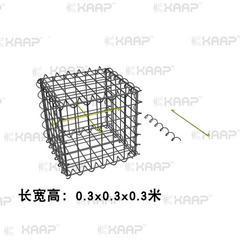 景观电焊石笼