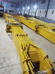 聚邦重工生产各型号挖掘机加长臂