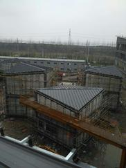 铝镁锰屋面板