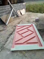 水泥栏杆模具