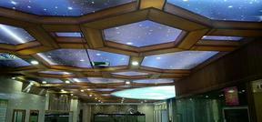 西安卡布灯箱透光膜4011型软膜吊顶材料