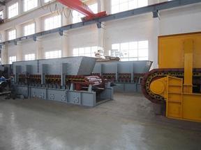WBZ2000*9000重型板式给料机