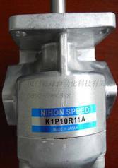 日本NIHONSPEED齿轮泵/油泵