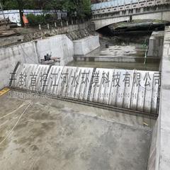 首控江河氣盾壩氣囊如何安裝  氣動鋼壩安裝流程