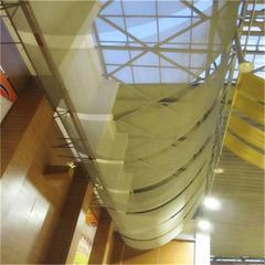 金属网吊顶网不锈钢编制网帘商场房顶吊顶造型装饰网