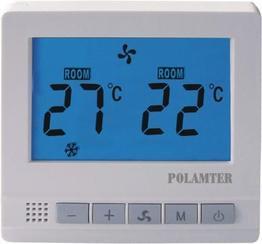 风机盘管液晶温控器06