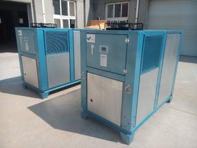 威海凯美特风冷涡旋式冷水机