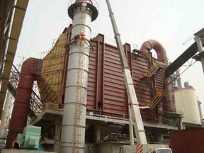 专业安装钢烟囱公司