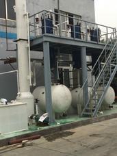 酸性蚀刻废液回收盐酸和制取硫酸铜技术