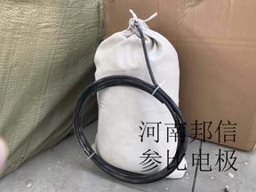 供应阴极保护饱和硫酸铜参比电极 预包装长效参比电极 高纯锌参比电极