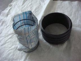 泰安打孔波纹管厂家,泰安塑料打孔波纹管价格
