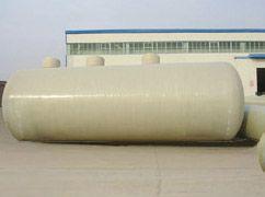 玻璃钢容器北京麒麟公司