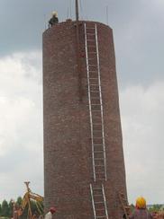 锅炉烟囱新建维修