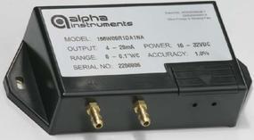 美国阿尔法alpha微差压传感器/变送器Model 166 alpha差压变送器
