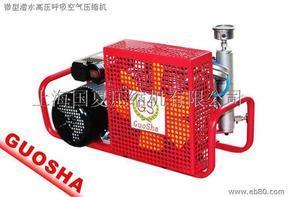 潜水呼吸专用压缩机符合呼吸标准
