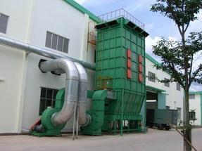 GBF-除尘器(图)广东脉冲布袋除尘器厂