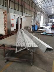 铝板双曲成形加工