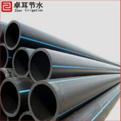 品牌节灌热熔焊接PE管 农业节水灌溉给水大口径PE管材