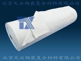 玻纤增强陶瓷纤维布3mmX1mX30m 陶纤绝缘防火布