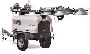 大型活动专用应急移动照明灯车-LTN 6L威克诺森灯塔