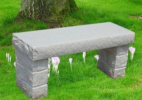 花岗岩长凳/白色花岗岩长凳 GCF475