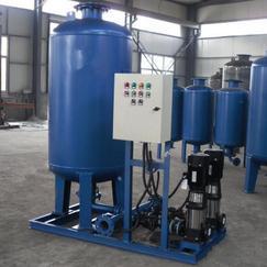 膨胀定压补水装置
