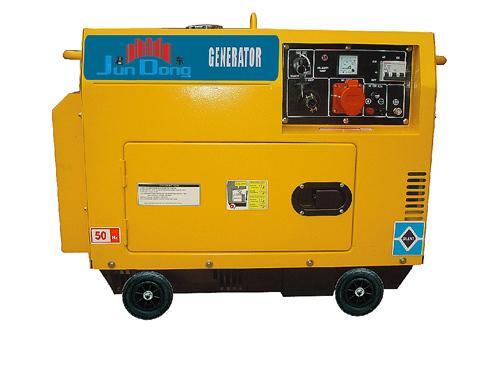 5KW小型静音柴油发电机组