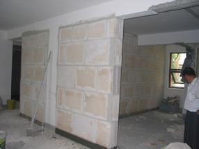 都江堰轻质隔墙 都江堰石膏砌块 青晨山轻质空心砖