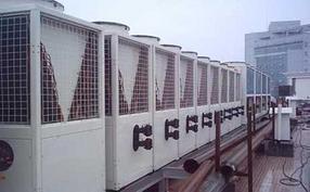 广西中央空调制冷系统噪声治理