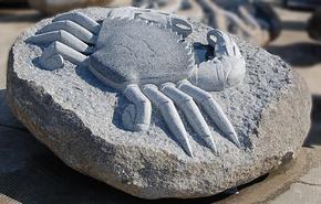 螃蟹浮雕GGQ039