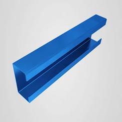 PE防腐C型钢-防腐檩条-180型C型钢