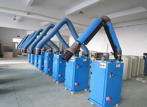 焊接烟尘净化器 厂家直销 吸收极小粉尘颗粒