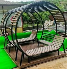 大连沙滩椅|大连塑木沙滩椅|大连塑木沙滩观景椅
