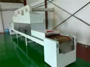 小型微波猫砂烘干机