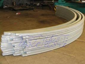 铝型材拉弯弯弧加工
