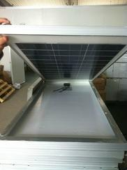太阳能电池板功率 光伏发电 太阳能电池结构
