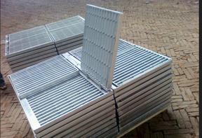 钢板格栅 镀锌铁篦子