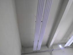 装饰型吊顶辐射板采暖系统