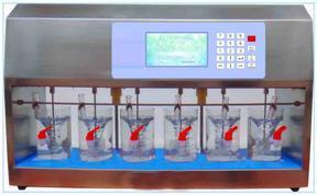 彩屏混凝试验搅拌仪器 彩屏混凝试验搅拌机