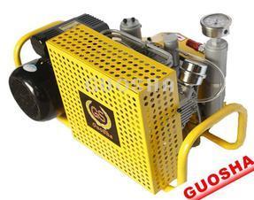 潜水气瓶充气泵