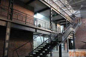东城区钢结构隔层搭建别墅楼梯制作