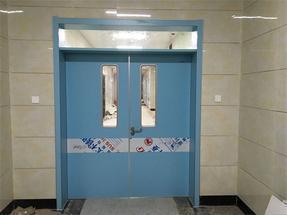 山西医院专用木门病房门专业生产定制加工