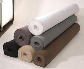 生产厂家供应100-500g高品质土工布