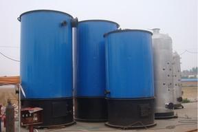 60万大卡(1吨)导热油炉